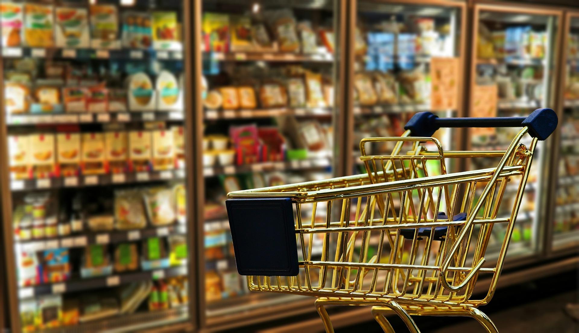 Магазин продуктів